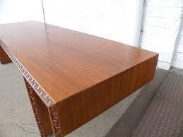 tables gallery rare s frank lloyd wright heritage henredon tail coffee
