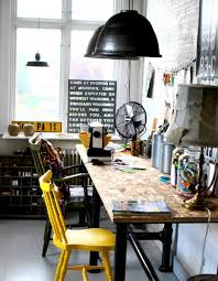 saveemail industrial home office. Office Design Over The Table Lighting OIndustrial Antique Furniture With An Industrial Interior Saveemail Home