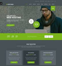 Html Website Template Gorgeous 28 Best Hosting Website Templates Free Premium FreshDesignweb