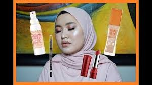 rimmel london makeup review demo and