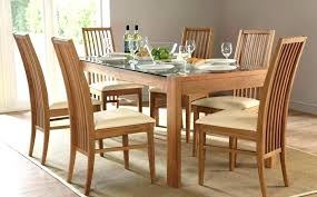 six chair dining table size round table six chairs round dining table 6 full size of