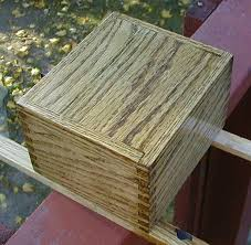 picture of how to make a box joint box
