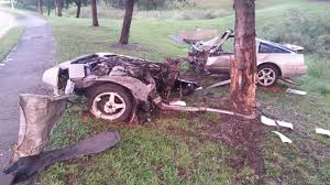 A Winter Haven man survived this horrific car crash Tuesday night ...