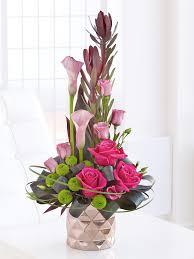 Basket Flower Decoration Basket Flower Arrangements Flower Arrangements Delivered In Uk