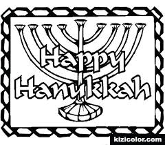 Hannukah Coloring Pages Happy Coloring Page Various Coloring Pages