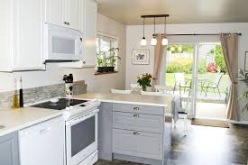 Kitchen Cabinets Victoria Bc Ikeas Bodbyn Cabinets Make A Dramatic After