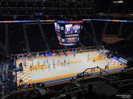 Thompson Boling Arena Section 323 Rateyourseats Com