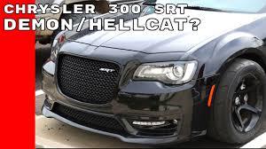 2018 chrysler 300 srt hellcat. simple chrysler widebody chrysler 300 srt with dodge demon wheels could be new hellcat inside 2018 chrysler srt hellcat