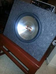 10in xplore sub and vr3 amplifier for in san jose ca 10in xplore sub and vr3 amplifier