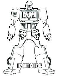 Bumblebee Transformers Colouring Pages Bumblebee Transformer