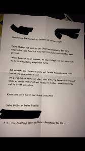 Ein offener brief an meine ehemaligen lehrer/innen, gelesen von mandy  11:40  player verbergen. Lehrer Hat Mir Ein Brief Geschrieben Wie Soll Ich Antworten Geburtstag