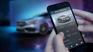 Simply use your smartphone to access key data and functions of your car which you can operate any time, any place. Mercedes Me Connect