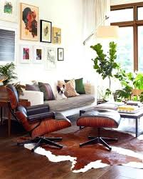 mid century modern rugs cowhide rug for mid century living room decor mid century modern rugs