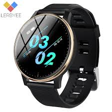 Online Shop <b>Lerbyee</b> Q20 Smart <b>Watch</b> Waterproof IP67 Heart Rate ...