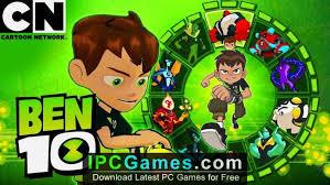 ben 10 free ipc games