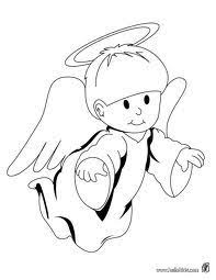 Small Picture 53 best ANGEL COLORING PAGES images on Pinterest Drawings