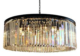 colored crystal mini chandelier designs