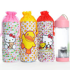 eco friendly cartoon children lunch bags water proof insulation bottle bags housekeeping storage bags 5pcs china eco friendly modern office