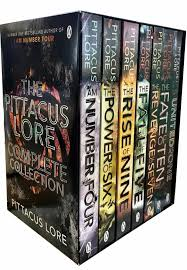 pittacus lore collection lorien legacies series 7 books box set united as one 9780718189051 ebay
