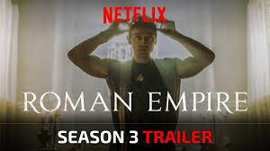 Roman 3 Roman Empire Season 3 Caligula The Mad Emperor Trailer Netflix Premiere April 5 2019