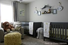 gray and yellow furniture. Grey Furniture Nursery. 42 From Dwell By Cheryl - Gray And Yellow Nursery