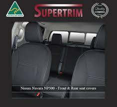 supertrim nissan navara np300 neoprene
