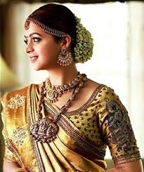 south indian bridal makeup in 2020