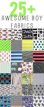 25+ boy fabrics