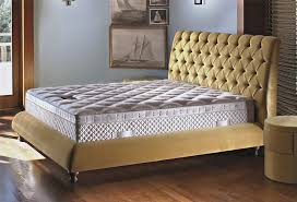 yatsan baroness modern upholstered bed  headbed uk