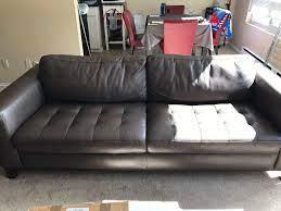 kasala quadra leather sofa for in