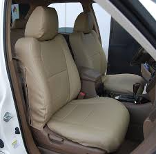 acura mdx 2002 2006 iggee s leather custom fit front seat cover 10 colors