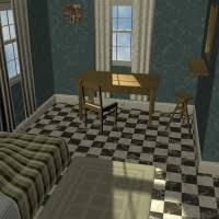 Interiors The Bedsit in Vendor maclean 3D Models by Daz 3D
