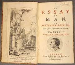 an essay on man an essay on man in epistles to a friend epistle  an essay on man an essay on man in epistles to a friend epistle i ii iii and iv ayucar com