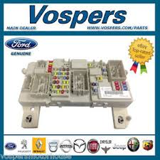 genuine ford focus inc c max amp kuga gem module fuse box genuine ford focus inc c max amp kuga gem module fuse box 1712211