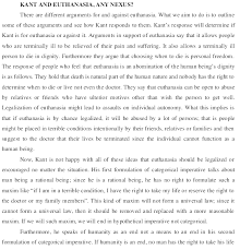 essay against euthanasia okl mindsprout co essay against euthanasia
