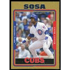 Once the documentary is over sosa rookie cards should come back down some but still remain much higher vs previous lows. Mlb Sammy Sosa Signed Trading Cards Collectible Sammy Sosa Signed Trading Cards Www Steinersports Com