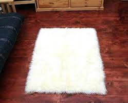 white fur area rug faux fur area rug white furry rugs dressing room and black and