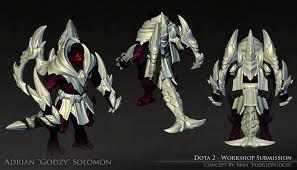 adrian solomon dota 2 demon s blight shadow demon set
