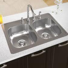 drop in kitchen sink. Stainless Steel 33\ Drop In Kitchen Sink