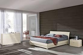 Camere Da Letto Moderne Uomo : Camera da letto bianca moderna slim