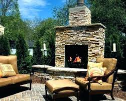 outdoor stone fireplace. Outside Gas Fireplace Kits Outdoor Stone Pictures Modern Concept Kit