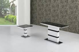 black high gloss console table modern designer black white high gloss console table black high gloss