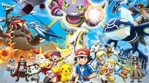 nhạc phim remix - Chiếc vòng ánh sáng của siêu ma thần Hoopa ( pokemon movie  18 ) - YouTube