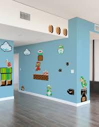 Mario Bedroom Kids Art Display Ideas Mobtik