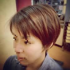 レディースヘアツーブロックショート メンズの髪の悩みを解決 瑞穂