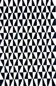 black and white geometric rug area colours harrietta w