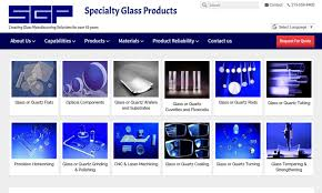 Specialty Design And Manufacturing Specialty Glass Products Inc Glass Fabricators