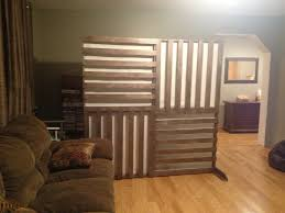 Diy Room Screen Diy Wall Divider Screen Pallet Inspired With Rice Paper Back