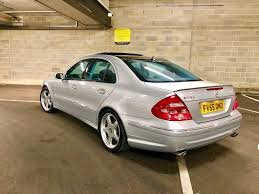 2005 Mercedes Benz E320 Cdi AMG W211 Fully Lodead High Spec ...