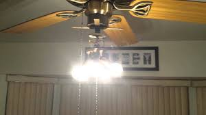 how to replace candelabra light sockets in ceiling fan